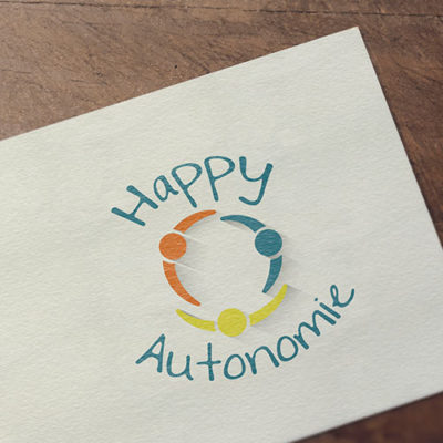 Logo d'Happy Autonomie