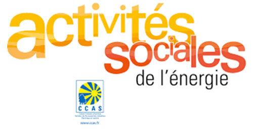Logo du CCAS de l'energie