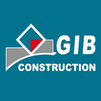 logo gib construction