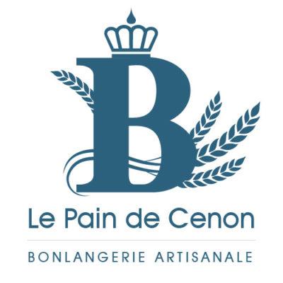 logo pain de cenon
